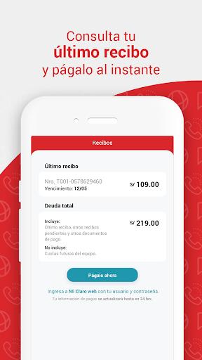 Mi Claro Peru00fa 4.0.1 screenshots 3
