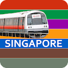 Singapore Train Route Planner icon
