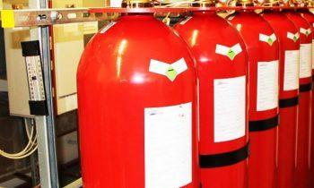 Thi công lắp đặt hệ thống PCCC bằng khí CO2
