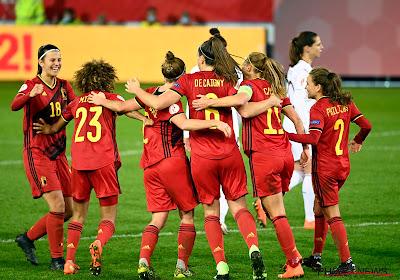 🎥 Dit is het doelpunt van het jaar van de Belgian Red Flames