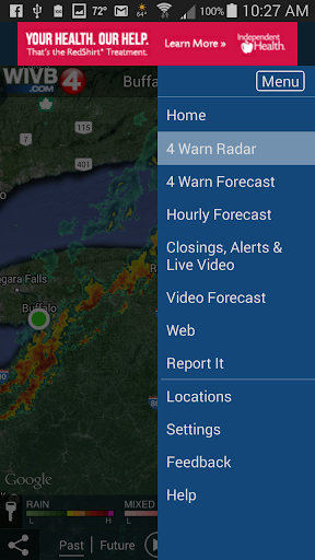 4 Warn Weather  screenshots 4