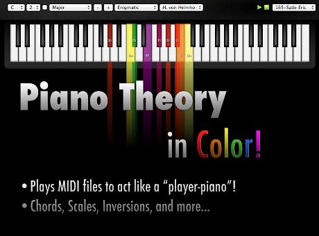 Color Piano!