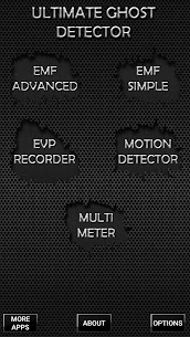 Ultimate Ghost Detector (real EMF, EVP recorder) 2