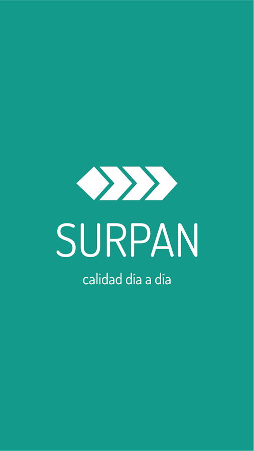 SURPAN: captura de pantalla