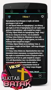 Download Alkitab Batak Toba HKBP For PC Windows and Mac apk screenshot 3