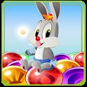 bubble bunny free games icon