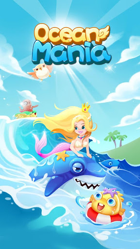 Ocean mania: Rescue Mermaid