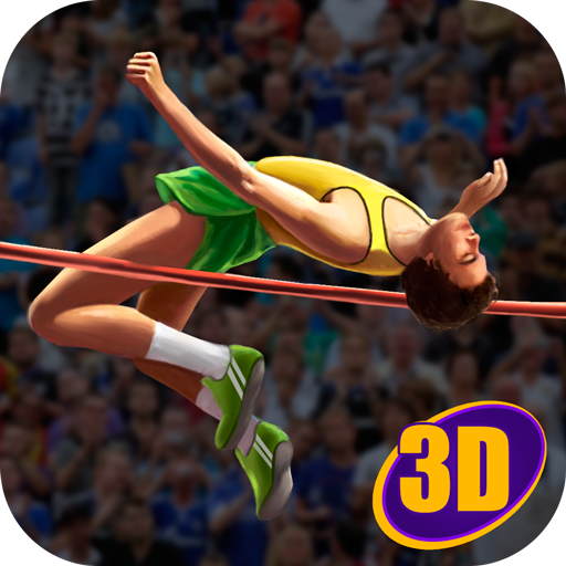 High Jump Contest Athletics 體育競技 App LOGO-APP開箱王