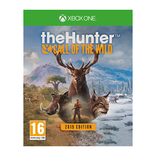 theHunter: Call of the Wild 2019 Edition (Xbox One)