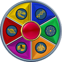 Science Quiz Wheel icon