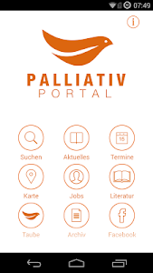 Palliativ-Portal screenshot 0