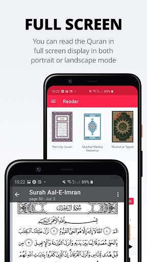 Quran Pro for Muslim screenshot 17