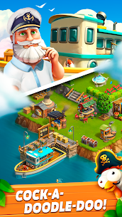Funky Bay – Farm & Adventure game 5