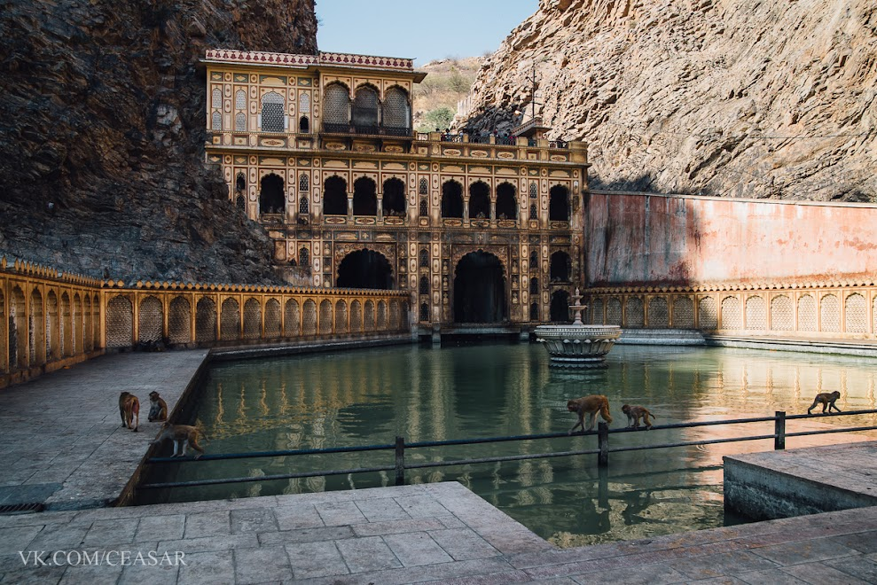 Храм Шивы, Джайпур
