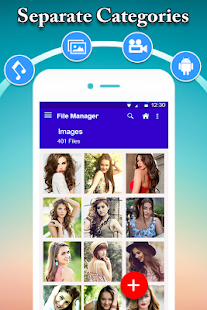 HD File Manager Pro - náhled