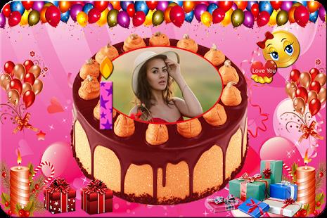 Download Birthday Cake Photo Frame Photo Editor Apk Latest Version