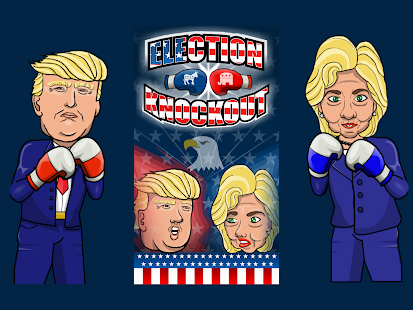 Election Knockout- screenshot thumbnail