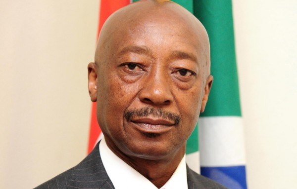 SARS Commissioner Tom Moyane. Picture: GCIS