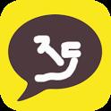 카톡지도 icon