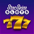 Star Spins Slots: Vegas Casino Slot Machine Games