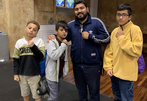 Boxer Eddy Guillen talks community outreach, pandemic's endgame in The Pitch Questionnaire