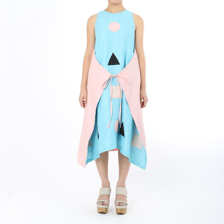 Miyu Apron Duo Dress by STH Creative S/B