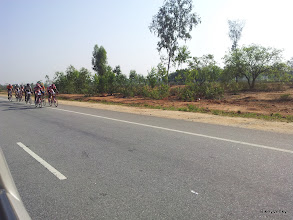 Photo: Guess not.. the break was realed in on the downhill..