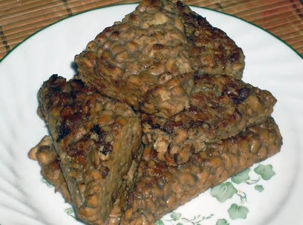 Grilled Tempeh Cutlets