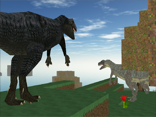Jurassic craft - dino hunter