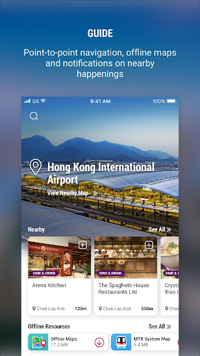 My Hong Kong Guide 1.3.2 screenshots 1