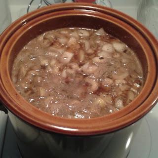 Stevarino's Crock Pot Roast.