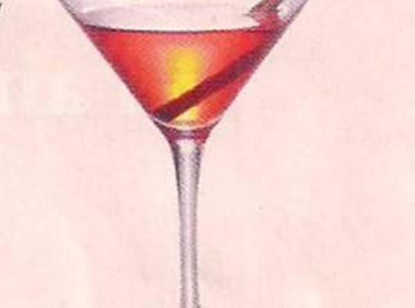 Blood Orange Martinis Recipe