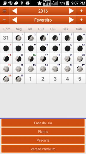 Calendario Lunar Biodinamico