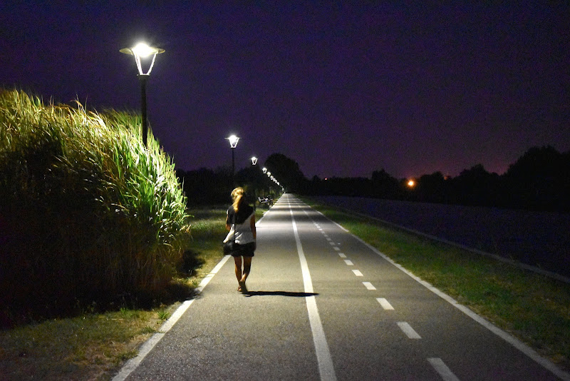 Sola per la strada! di renzo brazzolotto