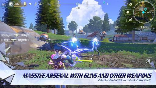 Cyber Hunter 0.100.48 screenshots 5