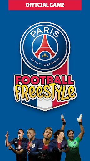 PSG Football Freestyle 0.5.1 androidappsheaven.com 1