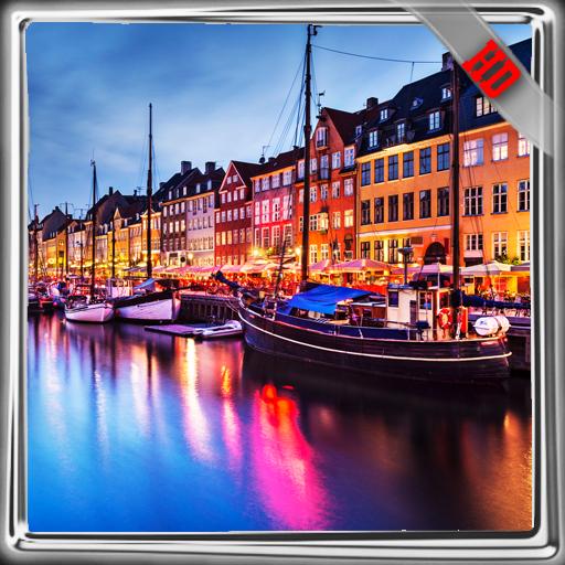 App Insights Copenhagen Wallpaper