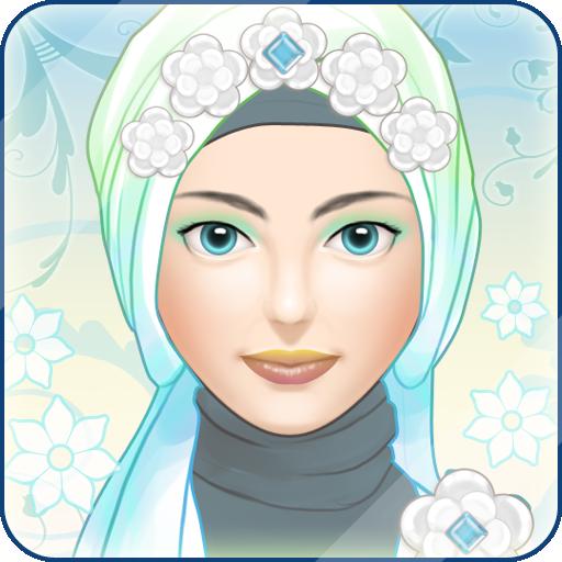Hijab Wedding Make Up (game)