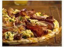 Breakfast Sausage Pizza Recipe