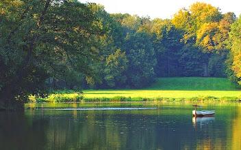 Photo: Pszczyna, park. By Karolina Woźniak.