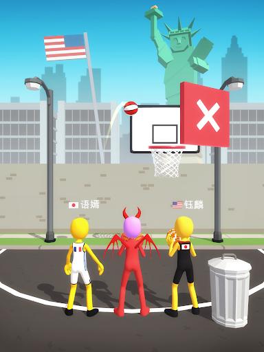 Five Hoops - Basketball Game 17 screenshots 10