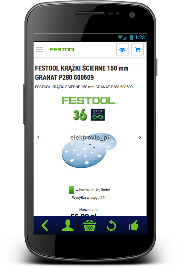 sklep festool android apps on google play. Black Bedroom Furniture Sets. Home Design Ideas
