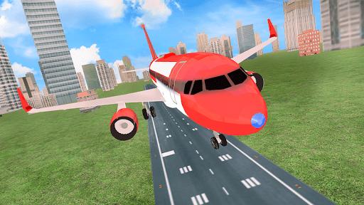 Airplane Flight Simulator Free Offline Games modavailable screenshots 9