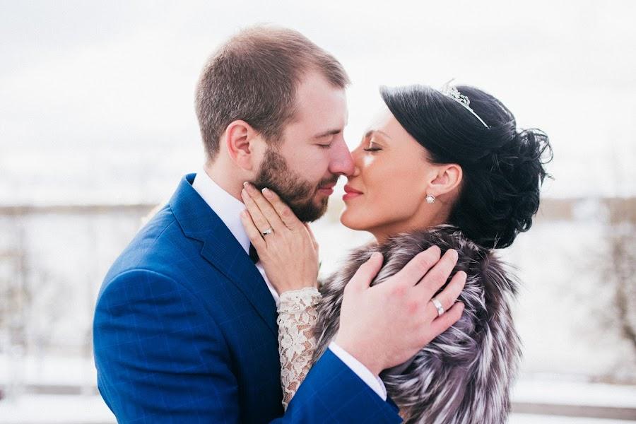 Bryllupsfotograf Vladimir Rybakov (VladimirRybakov). Bilde av 15.11.2015