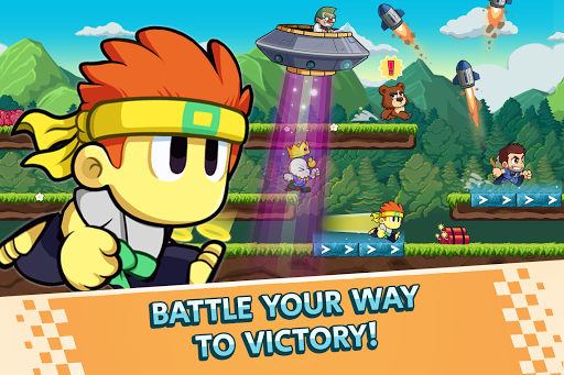 Battle Racing Stars - Multiplayer Games android2mod screenshots 8
