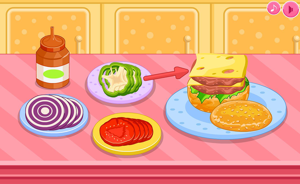 Burger Master  Cooking Games  screenshot. Burger Master  Cooking Games   Android Apps on Google Play