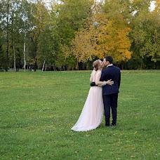 Wedding photographer Kseniya Glazunova (Glazunova). Photo of 30.10.2018