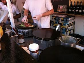 Photo: Crepes @ Madison Square Eats