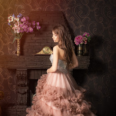 Wedding photographer Irina Mashkova (Irina2713560). Photo of 28.12.2016