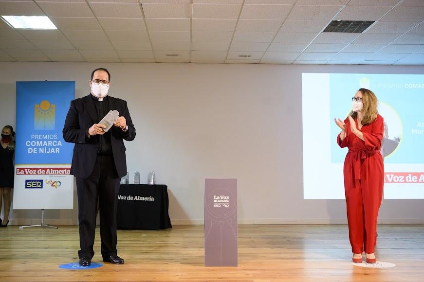 Antonio Jesús Manzano Soriano, Premio Cultura.
